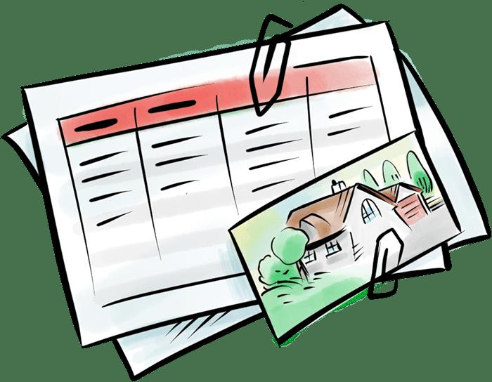 Le dossier de vente